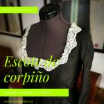 indumentaria valenciana escote