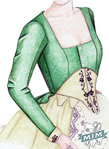 """Pirro modelo """"Alicia"""" del s. XVIII"""