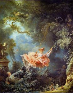 El columpio (Fragonard)