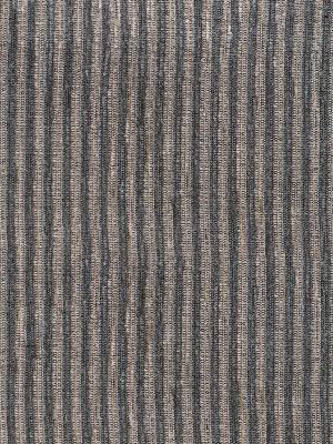 Chenilla listada color crema-gris claro