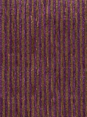 Chenilla listada color moka-morado