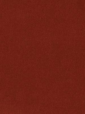 Terciopelo 100% Algodón de color encarnado