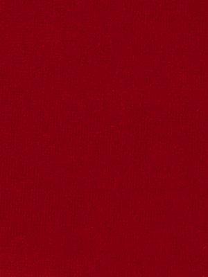 Terciopelo 100% Algodón de color geranio