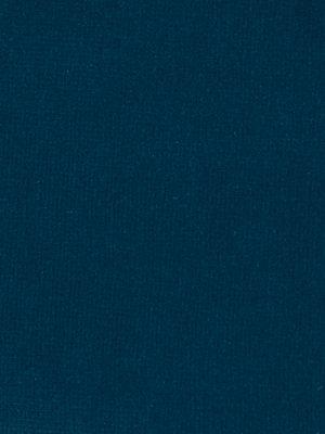 Terciopelo 100% Algodón de color azul caribe