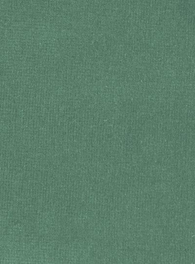 Terciopelo 100% Algodón de color agua marina