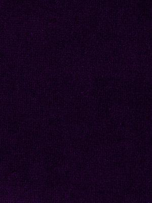 Terciopelo 100% Algodón de color violeta