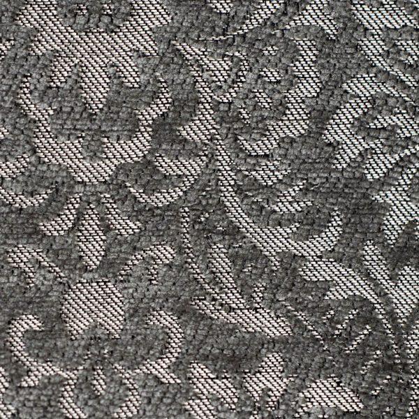 "Chenilla labrada modelo ""Gante"" color gris"