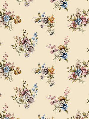 Indiana flores silvestres color crema_1