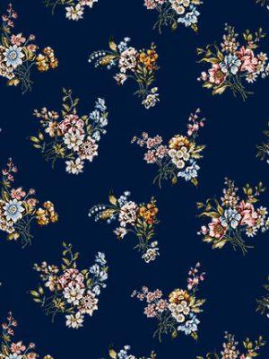 Indiana flores silvestres color marino_1