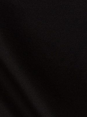Sarga tornasolada color negro