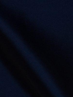 Sarga tornasolada color marino