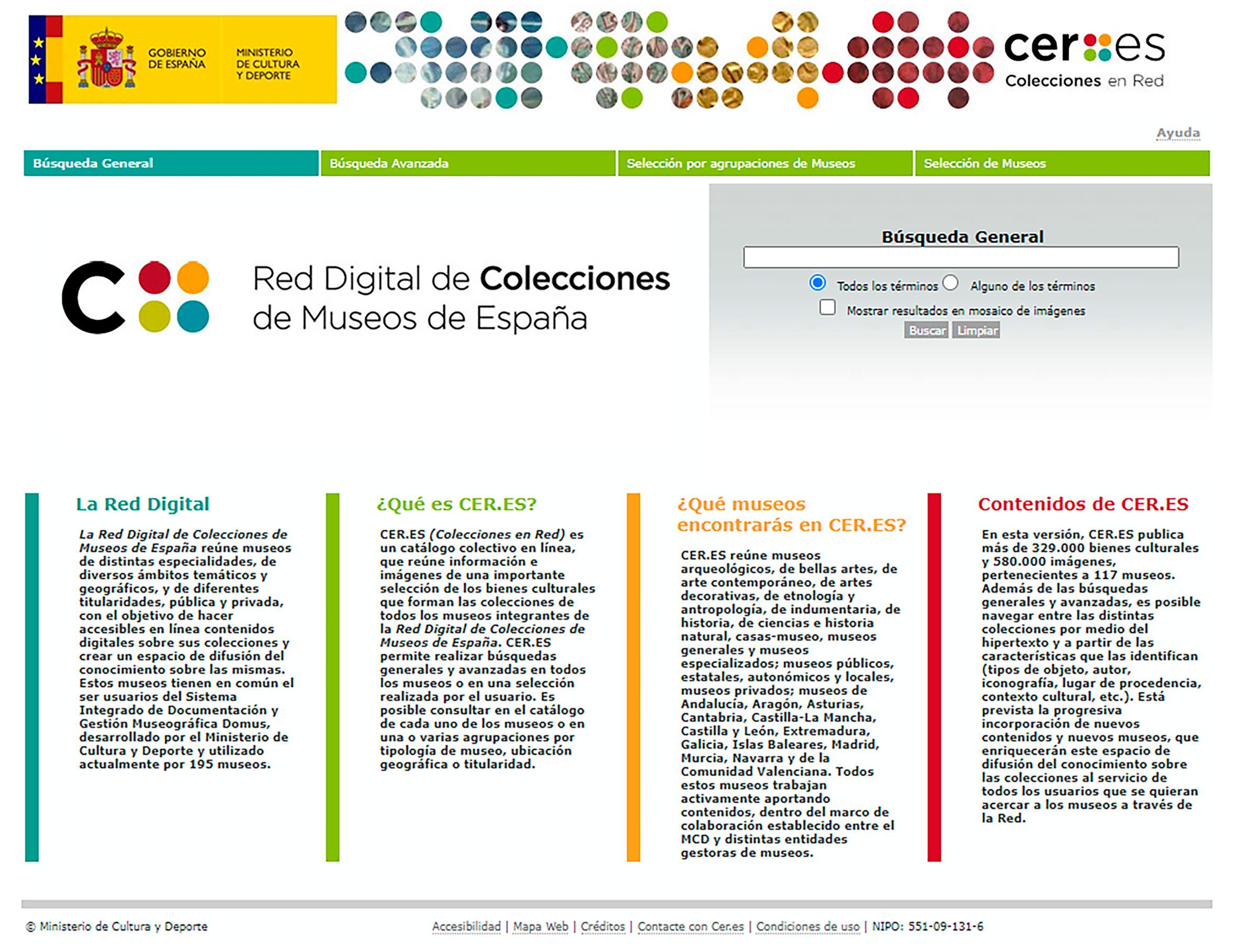 Fondos de indumentaria _ BASE DE DATOS MUSEOS EN LÍNEA DE CATALUNYARED DIGITAL DE COLECCIONES DE MUSEOS DE ESPAÑA